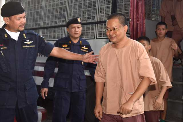 Thailand's infamous 'jet-set monk' convicted of raping a minor
