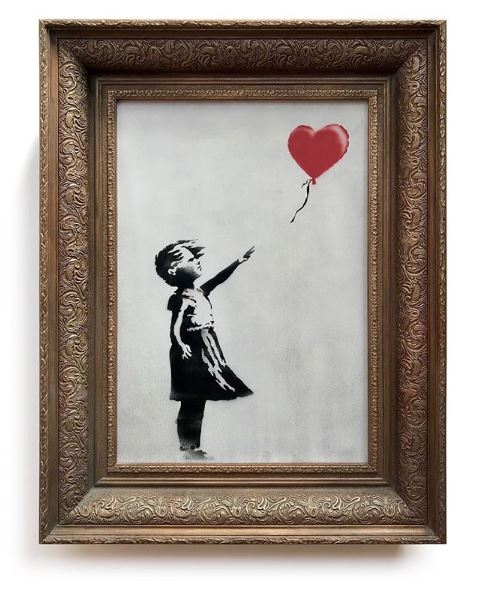 VIDEO: Banksy explains auction house wasn't aware of art-shredding stunt