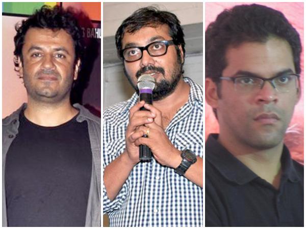 Vikas Bahl files defamation suit against Anurag, Vikramaditya