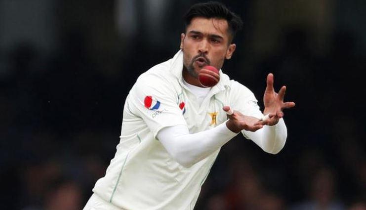 Paceman Amir left out of Pakistan squad for Australia T20s