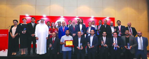 Bahrain tech firms honoured