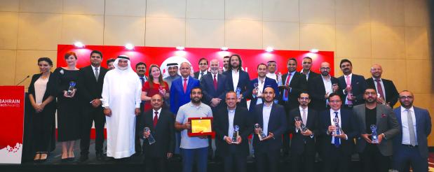 Bahrain tech firms honoured