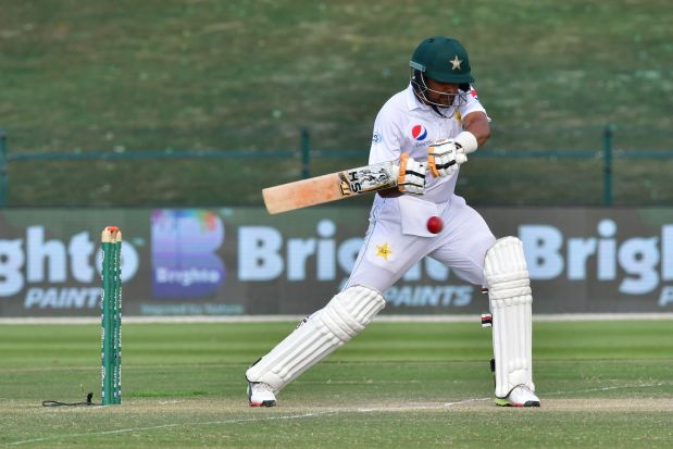 Azam misses century as Pakistan set Aussies a huge target