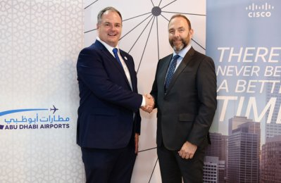 Abu Dhabi Airports inks strategic deal with Cisco