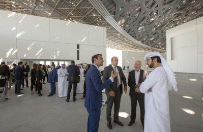 Abu Dhabi promotes destination at key event