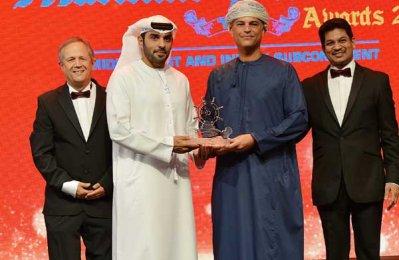 Abu Dhabi Ports wins two top maritime awards