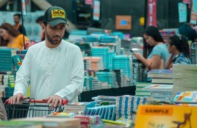 World's biggest book sale kicks off in Dubai