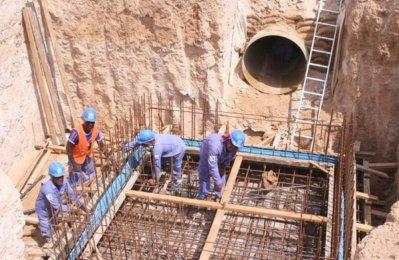 Dewa awards main water pipeline project