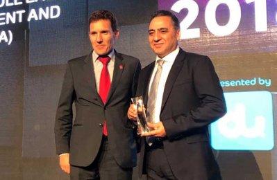 FedEx Express wins top logistics award