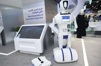 Dubai unveils GenNext vehicle inspection tools
