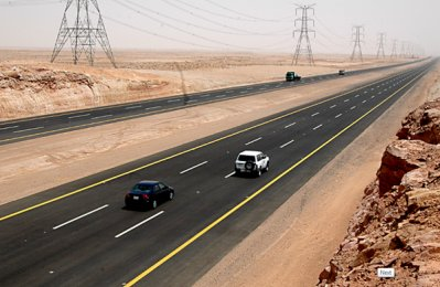 Saudi Arabia ranks second in road connectivity index