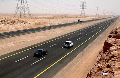 Saudi Arabia ranks second in road connectivity index
