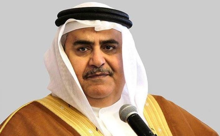 Bahrain's Foreign Minister on MBC Channel tonight