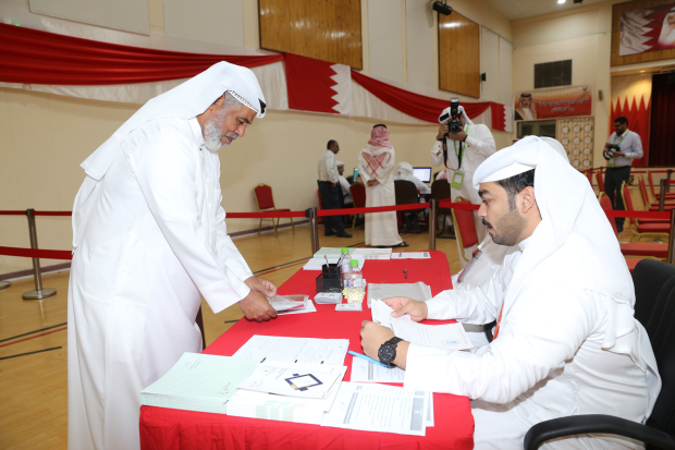 High turnout in candidates filing poll nominations