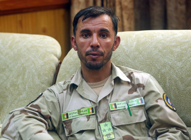 Afghanistan in shock after death of powerful police commander