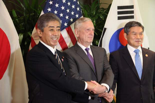 US, S Korea 'suspend additional military exercise'