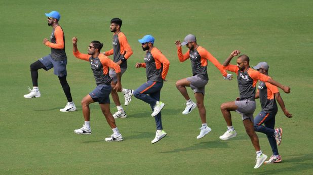 India announces 12-man squad for first ODI against Windies