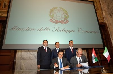 Etihad Credit Insurance inks deal with Italy export group