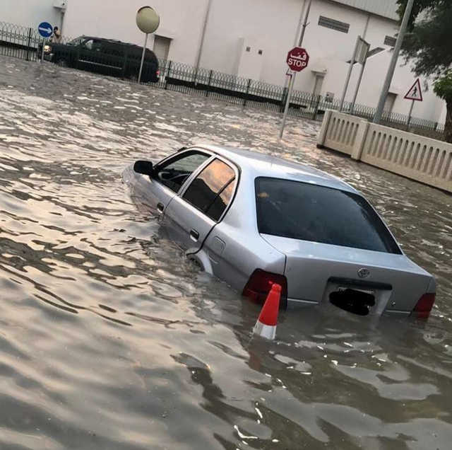 VIDEO: Tankers dispatched to pump rain water from flooded streets