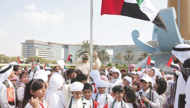 UAE to mark Flag Day on November 1st