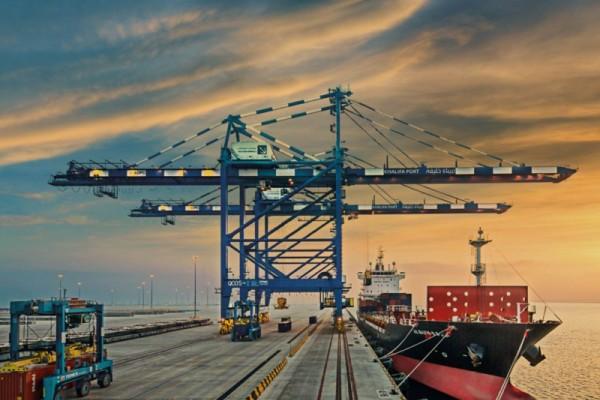 Abu Dhabi Ports unit in major blockchain collaboration