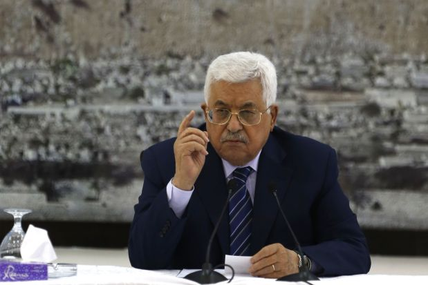 Palestinian leader starts three day visit to Oman