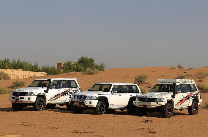 Nissan dominates on and off road with expansions to Patrol Safari Range
