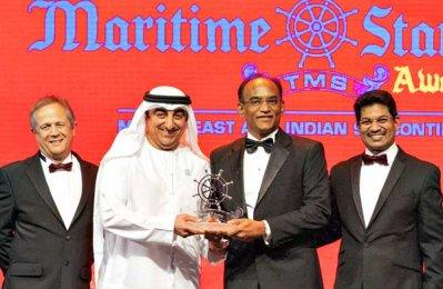 Drydocks World wins 'Shipyard of the Year' award