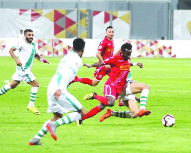 Muharraq close in on last eight