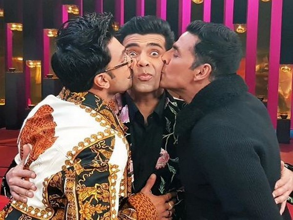 Akshay on Koffee With Karan: Hats off to Deepika for being with Ranveer