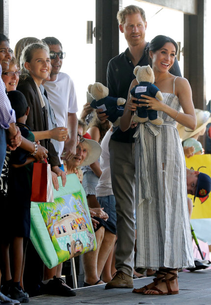 Prince Harry, Meghan want 'normal' life for their baby