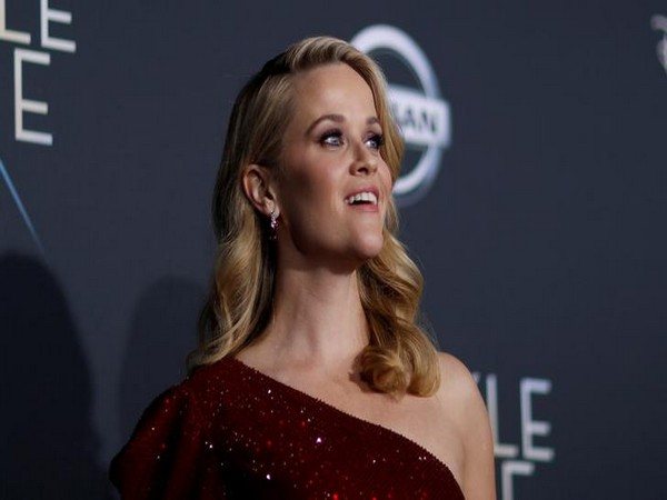 What a gift to be your mom: Reese Witherspoon to son