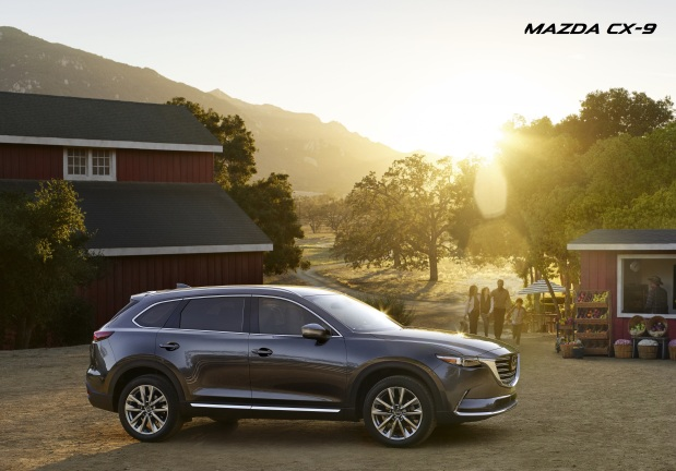 Mazda CX-9 the ultimate family SUV