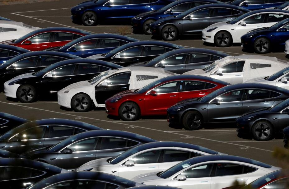 Tesla's Musk says Model 3 to be available in Australia around mid 2019
