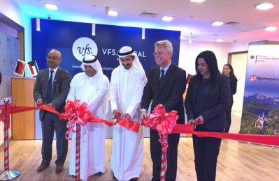 Germany opens visa application centre in Kuwait