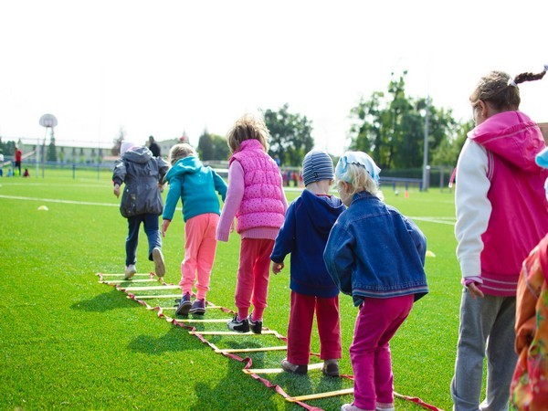 Physical activity a vital sign of children's overall health