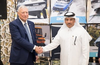 Gibbs Amphibians to set up assembly plant in Qatar