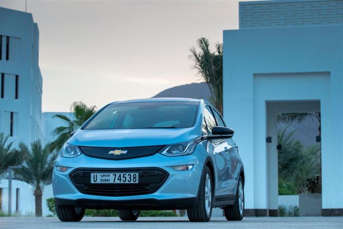 Chevrolet Bolt EV: Where comfort meets style
