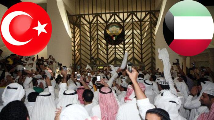 Kuwait seeking to extradite convicted fugitives from Turkey