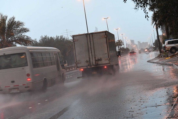 Kuwaiti ministries and government departments closed over bad weather