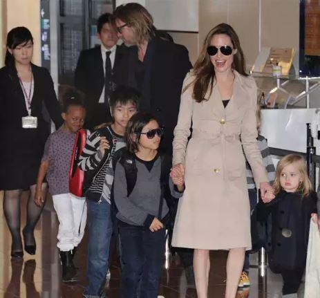 Brad Pitt and Angelina Jolie gear up for a full blown custody battle