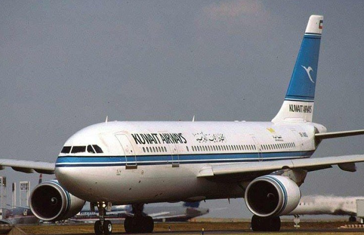 Kuwait Airways says no flights cancelled due to bad weather