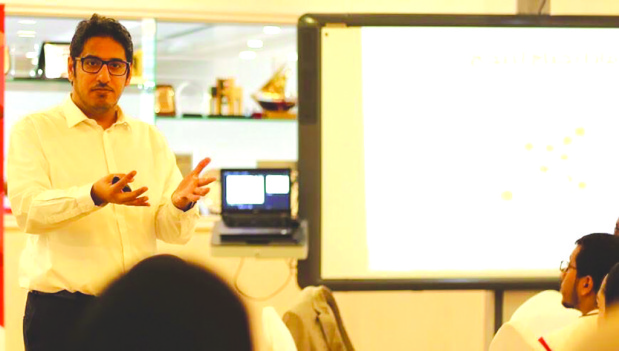 'Keys to success' workshop