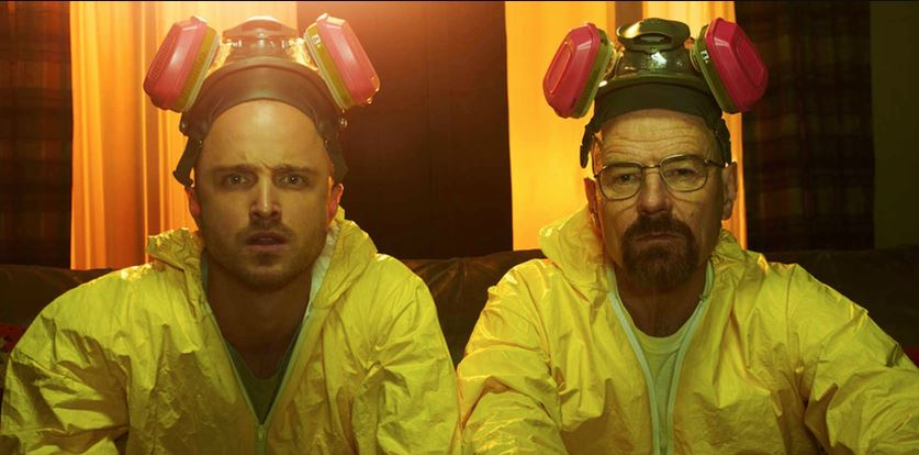 'Breaking Bad' movie in the works