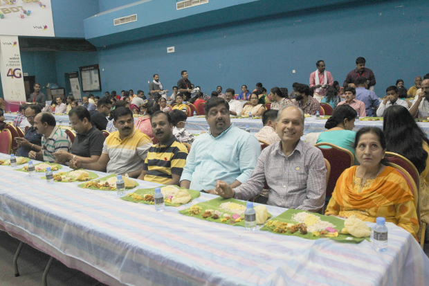 Club celebrates Onam and Diwali