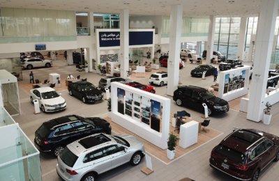 World's largest modular Volkswagen showroom opens in Kuwait