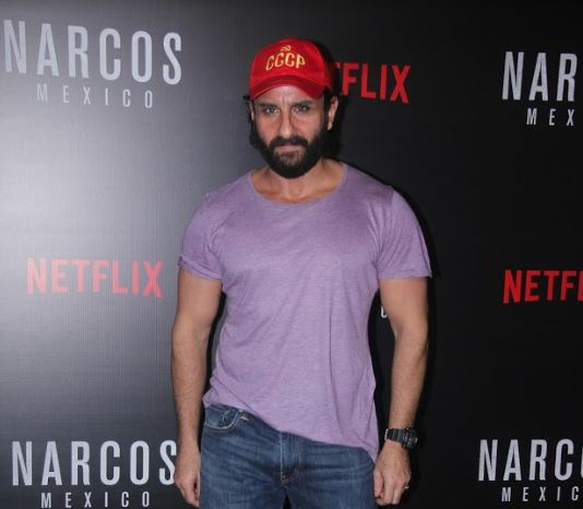 TV: IN PICTURES: Netflix's 'Sacred Games' team meets stars of 'Narcos: Mexico'