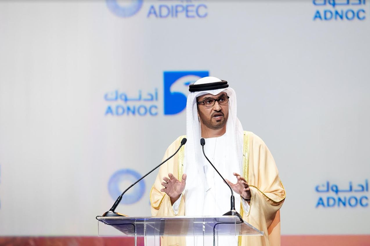 DNOC CEO Says Oil and Gas Industry a Critical Enabler of Economic Growth in 4th Industrial Age in ADIPEC Keynote Address