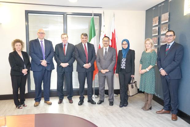 Malaysian envoy visits RCSI Bahrain