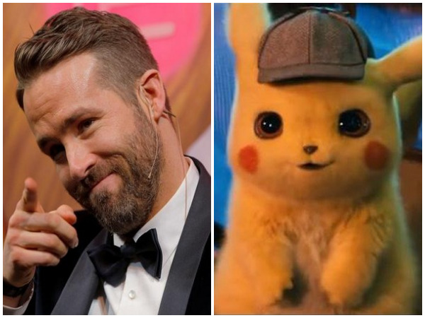 It's out! First trailer of Ryan Reynolds' 'Detective Pikachu'